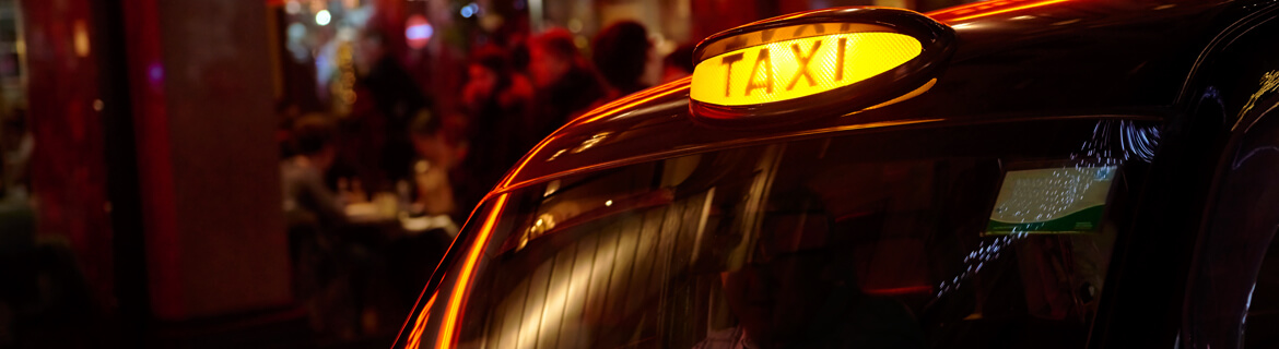 Taxi Insurance from Coversure Insurance Services
