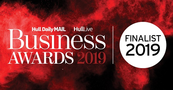 Coversure Hull's Managing Director  Shortlisted For Entrepreneur of the Year!