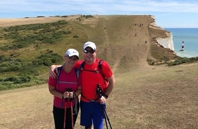 Phil Marchbanks and Wife Raise Over £1,500 For Charity