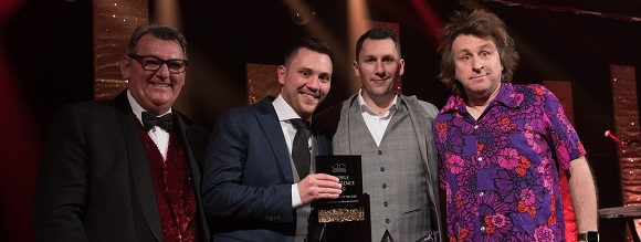 Coversure Stamford Wins 'Local Broker of the Year' Award
