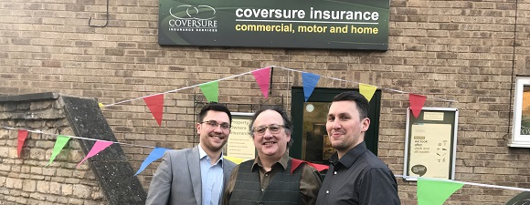 Local Brothers Follow in Father's Footsteps in Insurance Industry